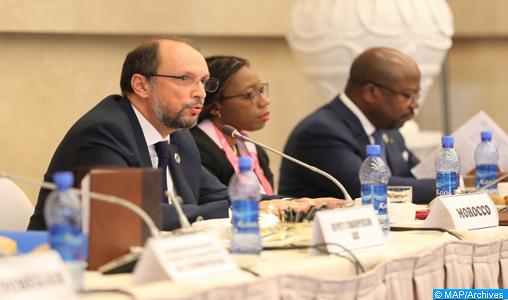 Le Maroc appelle à une stratégie globale et intégrée face au terrorisme au Sahel