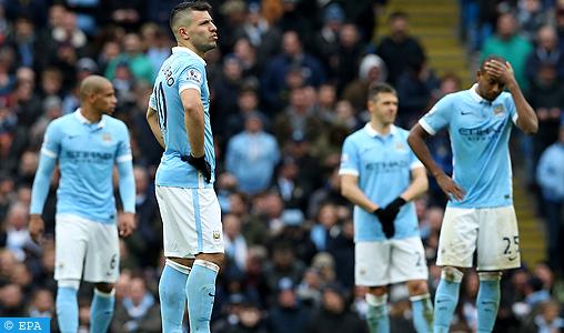 Manchester City banni des Coupes d'Europe pour deux saisons (UEFA)