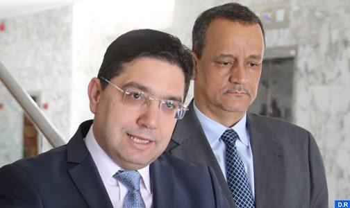 Nouakchott: M. Bourita souligne l'importance de l'accord maroco-mauritanien de fraternité et de bon voisinage