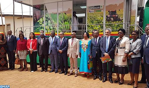 La Fondation OCP soutient le développement du secteur agricole au Cameroun