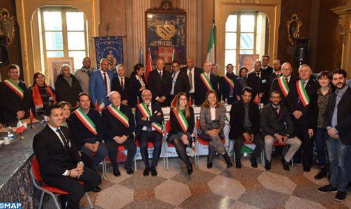 Sahara marocain: 18 villes italiennes apportent leur soutien à l'Initiative d'autonomie