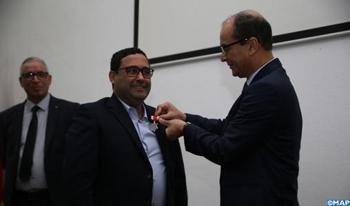 Casablanca: Remise de wissams royaux à des salariés du secteur privé