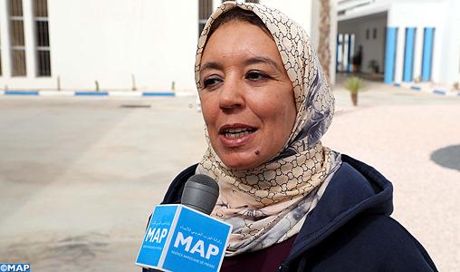 Raid Sahraouiya 2020: cinq questions à Mme Baibanou, la 1ère alpiniste marocaine à réaliser le challenge des 7 sommets