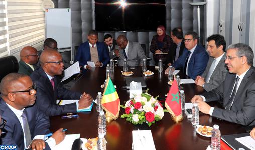 Le Maroc et le Congo-Brazzaville déterminés à renforcer leurs relations de coopération dans le domaine de l'énergie