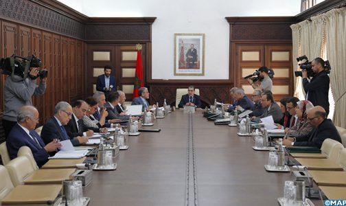 Conseil du gouvernement : M. Akhannouch présente les axes de la nouvelle stratégie de développement agricole