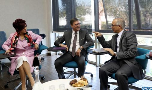 CSMD: Séance d'écoute avec le Conseil national de la presse