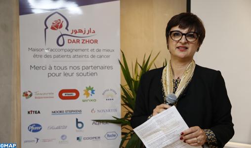 Casablanca: Une association crée une maison de soins de support en faveur des cancéreux