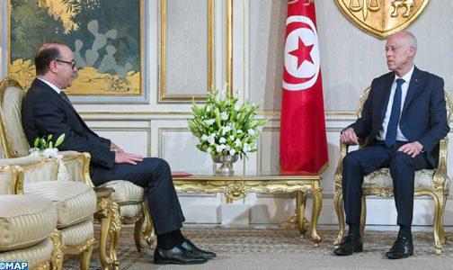Composition du nouveau gouvernement tunisien proposé avant le retrait d'Ennahdha