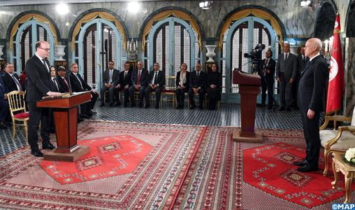 Tunisie: le gouvernement d'Elyes Fakhfakh prête serment