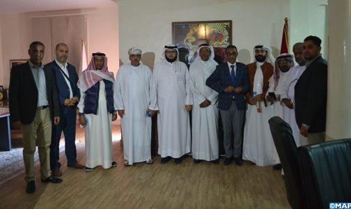 Guelmim: Des associations marocaines et de Bahreïn vont mener des actions conjointes de bénévolat