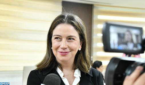La Colombie appuie la position du Maroc visant à parvenir à une solution à la question du Sahara