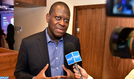 """""""L'urgence africaine"""", diagnostic de l'économie du continent par l'ancien ministre togolais Kako Nubukpo, présenté à Rabat"""