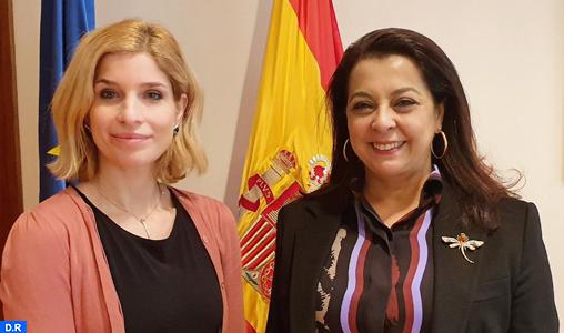 """Le Maroc et l'Espagne soulignent l'""""exemplarité"""" de leur coopération en matière migratoire"""