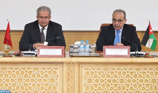 L'expérience marocaine dans le domaine de la décentralisation et de la déconcentration administrative au centre d'entretiens maroco-jordaniens