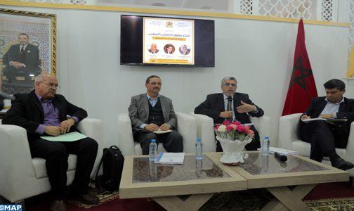 SIEL: M. Ramid expose les réalisations en matière des droits de l'Homme au Maroc après l'adoption de la Constitution de 2011