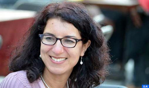 Fauzaya Talhaoui, un parcours éclectique au service de la cause féminine