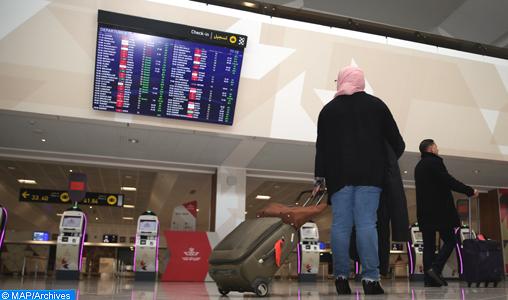 Les citoyens marocains et les résidents étrangers au Royaume, ainsi que leurs familles pourront accéder au territoire national, à partir du 14 juillet 2020 à minuit par voies aérienne et maritime