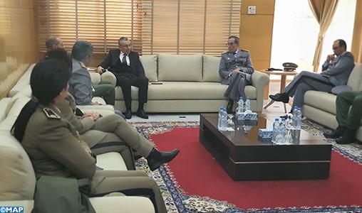 Béni Mellal-Khénifra: La médecine militaire prend part à la mission de lutte contre le Covid-19