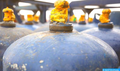 Fès: Des professionnels rassurent sur l'état du stock et d'approvisionnement en bonbonnes de gaz