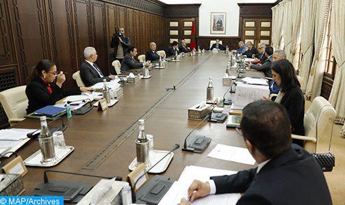 Le Conseil de gouvernement adopte un projet de loi d'apurement relatif à l'exécution de la LF2018