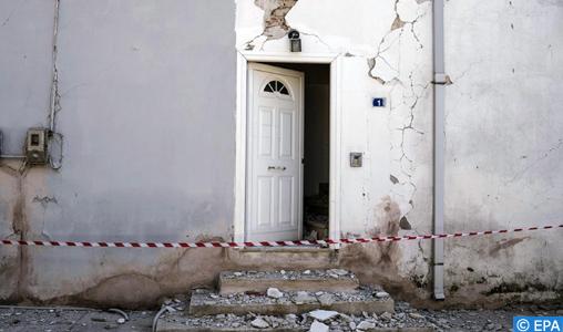 Un séisme de magnitude 5,6 enregistré à Parga