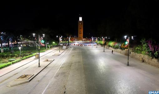 Covid-19 : Fermeture à Marrakech des magasins et centres commerciaux à partir de 18h