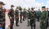 Coronavirus: La médecine militaire en appui au staff de l'hôpital provincial de Tan-Tan