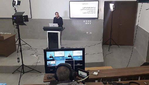 Marrakech : La Faculté des Lettres et des Sciences Humaines contribue à la production de 20 cours numériques