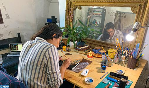 Wafae Zaoui … au-delà d'une profession se trouve la passion