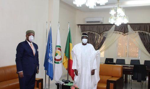 L'ambassadeur du Maroc à Bamako reçu en audience par le ministre malien des AE