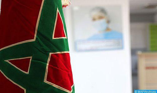 """Le Maroc, le pays de l'Afrique du Nord qui """"maîtrise le mieux la pandémie"""" de coronavirus (rapport)"""