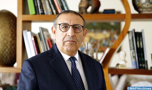 M. Amrani met en exergue les profondeurs africaines du nouveau modèle de développement du Royaume