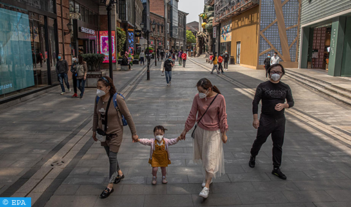 Chine: aucun nouveau décès pour la première fois depuis le début de l'épidémie