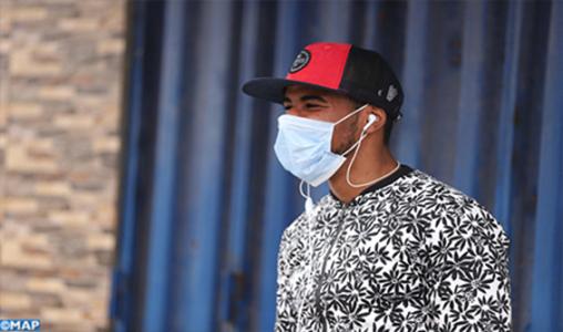 Covid-19 : Le port des masques de protection est obligatoire dès mardi (communiqué conjoint)