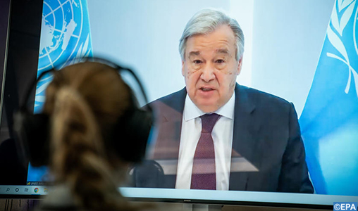 """Le SG de l'ONU épingle l'usurpation de statut par le """"polisario"""" devant le Conseil de Sécurité"""