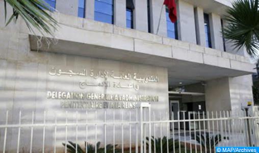 DGAPR: levée, mercredi, du confinement des fonctionnaires en préparation au retour du fonctionnement normal des prisons