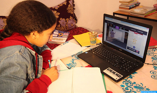 """Essaouira : """"CHARJI LIH"""", un exemple éloquent de l'initiative citoyenne pour venir en aide aux jeunes apprenants en milieu rural"""