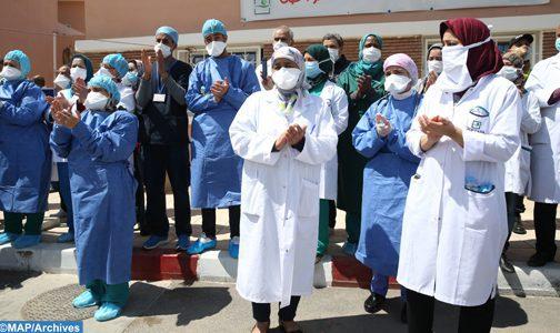 Coronavirus : Huit nouveaux cas de guérison à Fès-Meknès, 941 au total