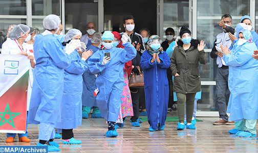 Coronavirus: 3.426 guérisons en 24h, un record