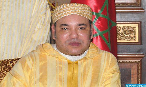 SM le Roi reçoit un message de félicitations du Prince héritier d'Arabie saoudite à l'occasion de l'Aïd Al-Fitr