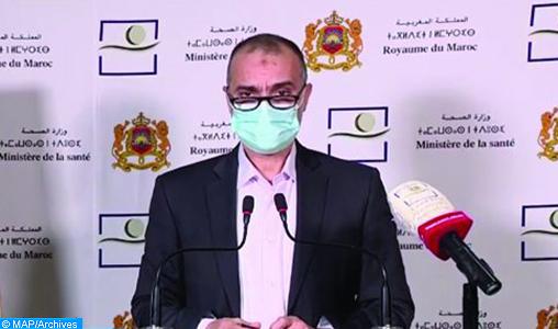 Covid-19: Pas de nouveaux cas dans sept régions durant les dernières 24h (Ministère)