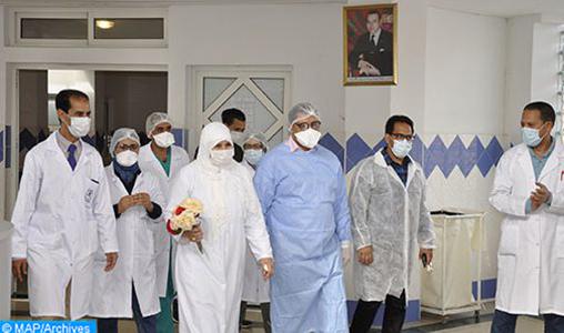 Covid-19: 139 nouvelles guérisons à Tanger-Tétouan-Al Hoceima