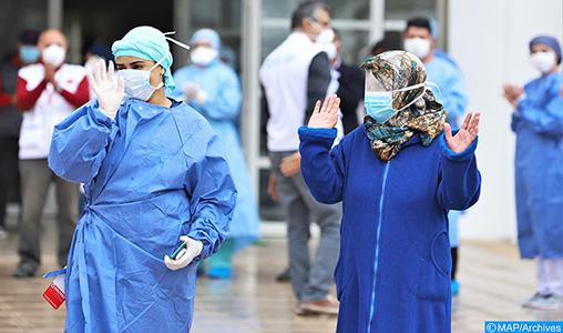 Covid-19 : 32 nouvelles rémissions, 6 nouveaux cas confirmés à Marrakech-Safi (DRS)