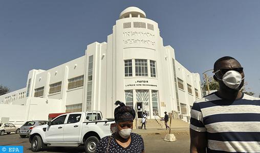 Covid-19 : le Sénégal franchit la barre des 4000 cas positifs