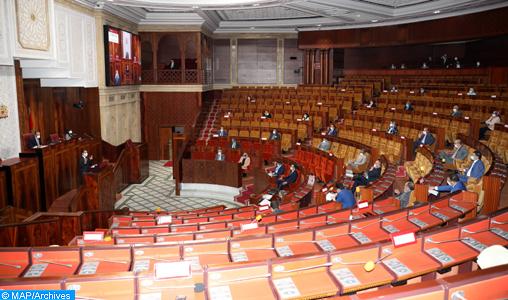 La Chambre des représentants salue l'initiative royale à forte portée solidaire envers les pays africains