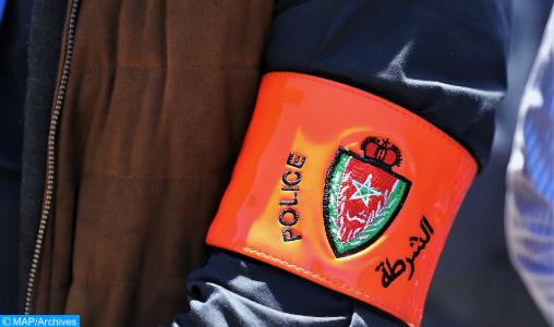 Fès: un policier contraint d'utiliser son arme de service lors d'une intervention sécuritaire
