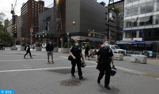 Les manifestations à New York font craindre une nouvelle vague de Covid-19