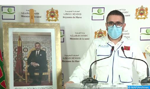 Coronavirus: 628 cas actifs au Maroc jusqu'à samedi à 18H (ministère)