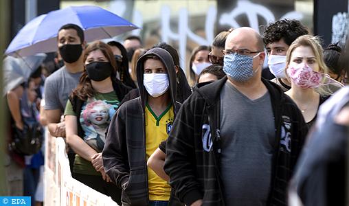 Coronavirus/Brésil : Plusieurs régions entament une réouverture de l'économie malgré l'accélération de la contagion