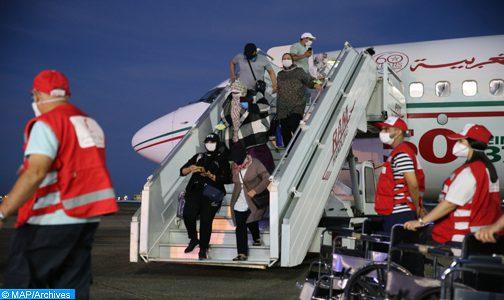 Poursuite de l'opération de rapatriement des Marocains bloqués en Turquie